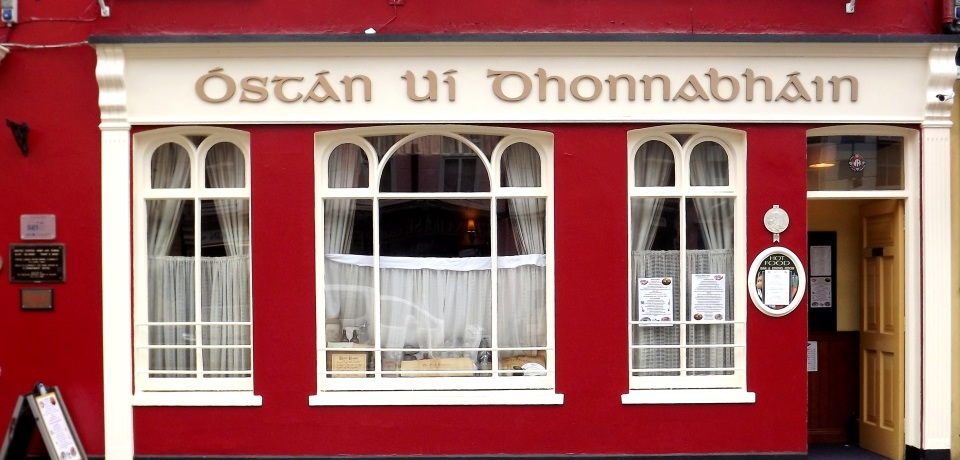 The Irish Surname Donovan