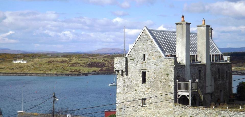 Dun na Sead Castle