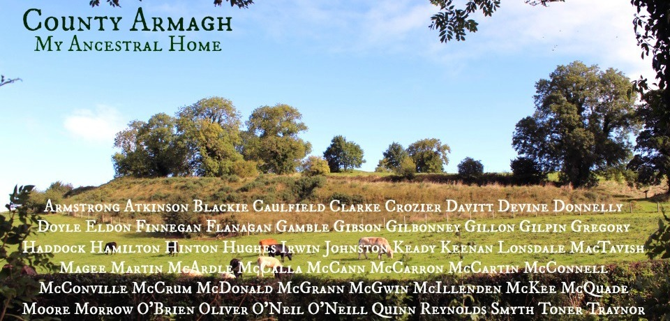 The Surnames of County Armagh