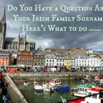 Irish Surname Question