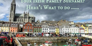 Do You Have an Irish Surname Question?