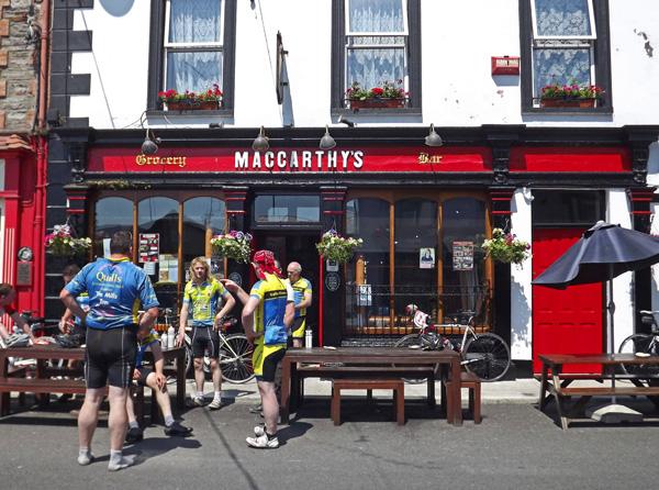 McCarthys Bar, Castletownbere