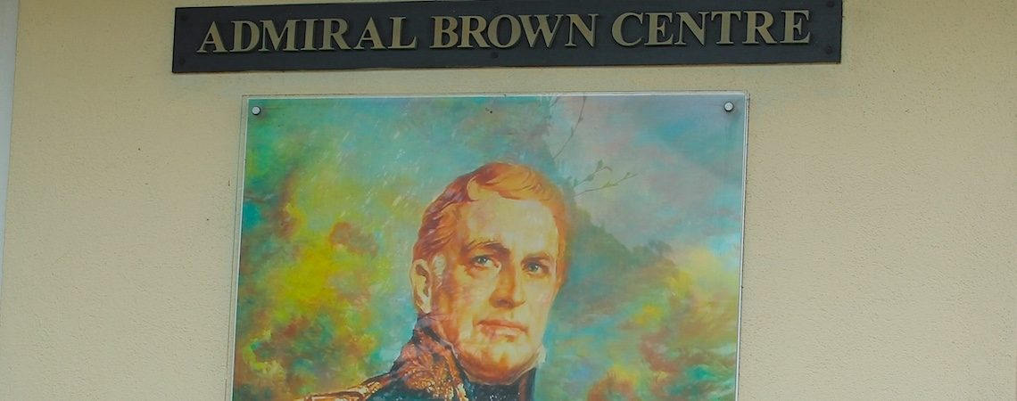 Admiral William Brown of County Mayo