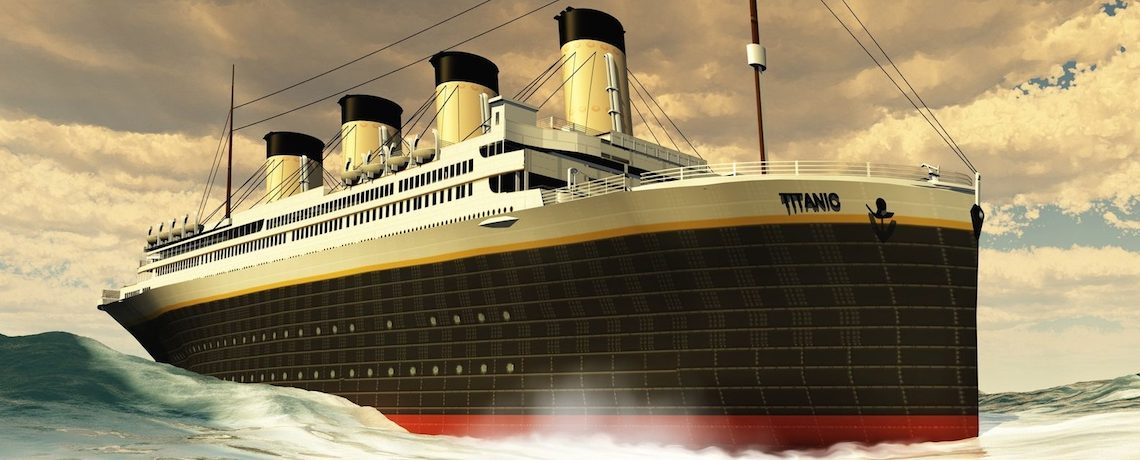 Molly Brown and The Titanic – An Irish Story.