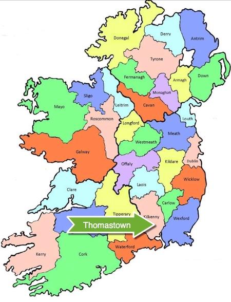 ireland-map-thomastown